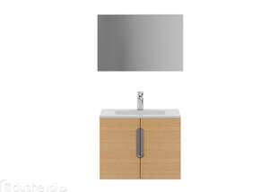 Мебель для ванной комнаты шириной 60-70 см