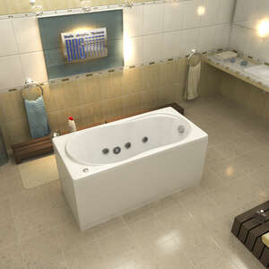Ванны 140x70