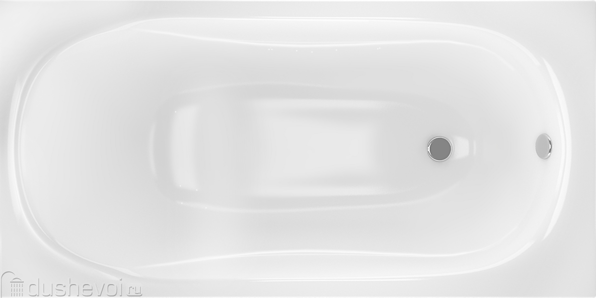 bcdc7b3890ae Ванна Domani-Spa Classic 150, цена 6988 руб, купить ванну Domani-Spa ...