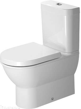 Унитаз Duravit Darling New WG 21380900001
