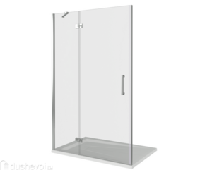 Душевая дверь Good Door  SATURN WTW-110-C-CH-L