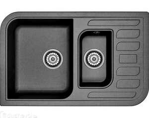 Черные мойки для кухни