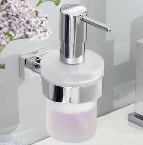 Диспенсер Grohe Essentials Cube 40756001