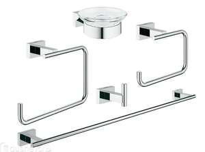 Комплект Grohe Essentials Cube 40758001
