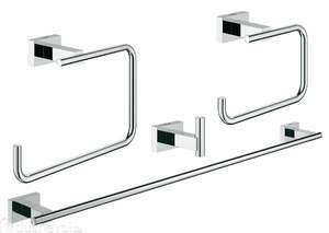 Комплект Grohe Essentials Cube 40778001