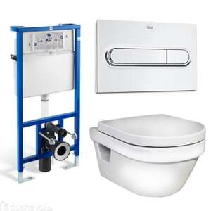Унитаз Gustavsberg Комплект Hygienic Flush 5G84HR01