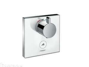 Hansgrohe Select glass Highflow 15735400