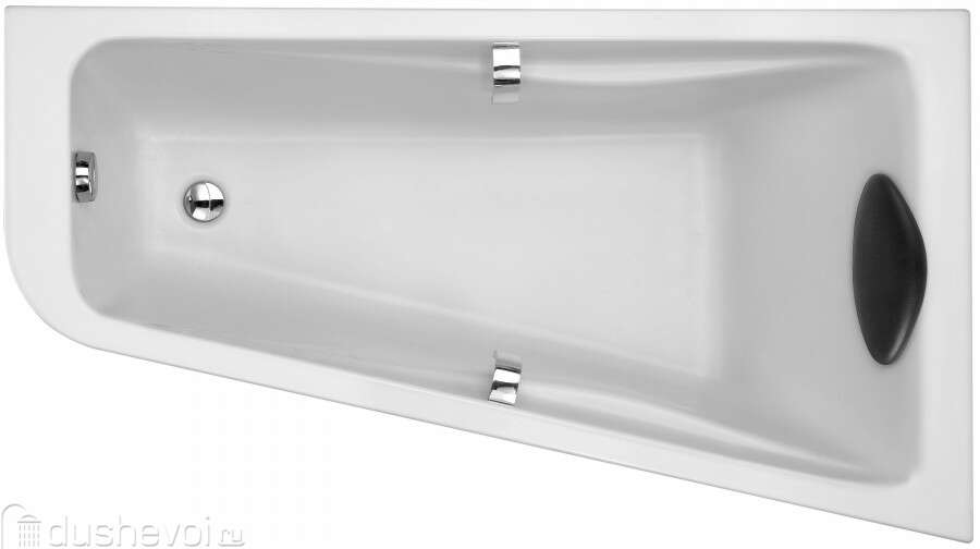 Jacob Delafon Odeon Up 160x90 L Energy+, с г/м 231522