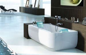 Jacuzzi Aquasoul Double Base 190x90