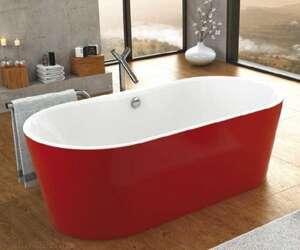 Цветные ванны
