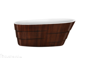 Lagard Auguste Brown Wood 170x75