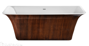 Lagard Evora Brown Wood 161x77