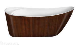 ����� Lagard Minotti Brown Wood