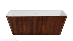 ����� Lagard Vela Brown Wood