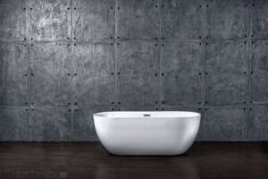 NTBathroom Lago di Piano 170x78