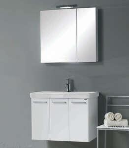 Мебель для ванной комнаты шириной 90-100 см