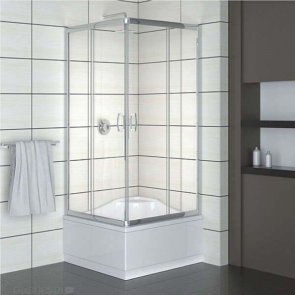 Душевой уголок Radaway Premium Plus C170 80 transparent