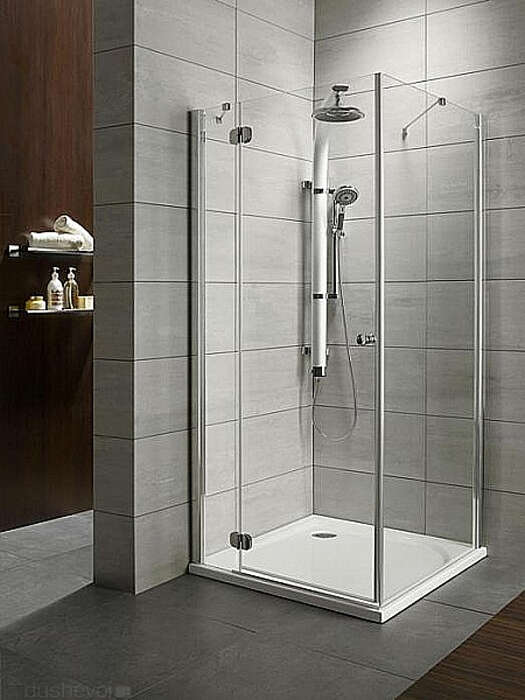 Душевой уголок Radaway Torrenta KDJ 90x75 graphite L