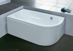 Royal Bath Azur 160x80 L/R