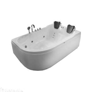 Royal Bath NORWAY 180x120 R