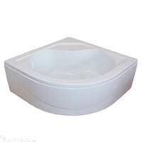 Royal Bath             Поддон  RB 90BK 900x900x450  в сборе