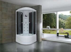 Душевая кабина Royal Bath RB 100BK3 BT