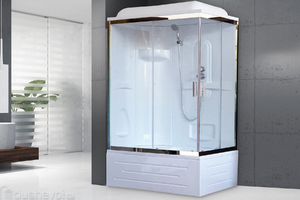 Душевая кабина Royal Bath RB 8100BP1-T-CH R