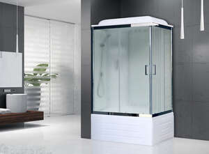 Душевая кабина Royal Bath RB 8100BP6-WC-CH