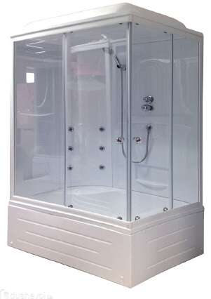 Душевая кабина Royal Bath RB 8120ВРII L
