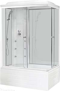 Royal Bath RB8100BP3-WT-L