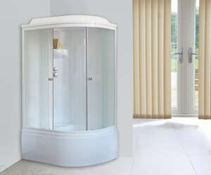 Royal Bath RB8120BK4WM-L