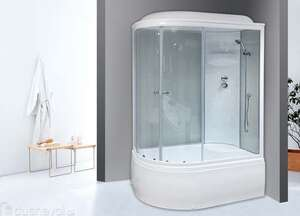 Душевая кабина Royal Bath RB8120BK4-MT-R
