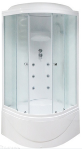 Душевая кабина Royal Bath RB90BK3-WC