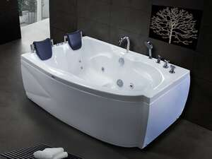 Royal Bath Shakespeare RB652100 с каркасом 170х110 L