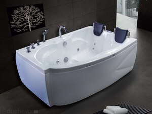 Royal Bath Shakespeare RB652100 с каркасом 170х110 R