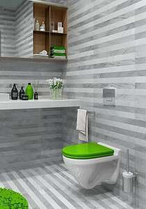 Унитаз Sanita Luxe Attica Color Green