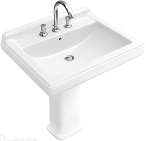 Раковина Villeroy&Boch Hommage 7101A1R1
